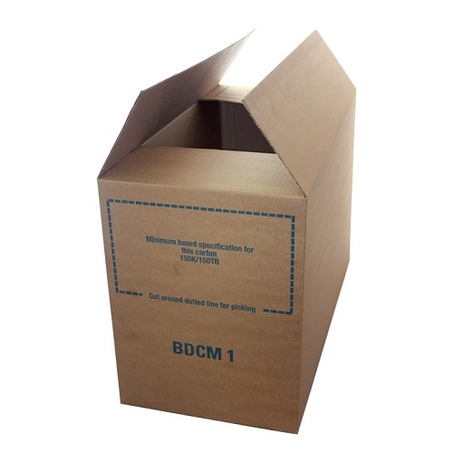 BDCM Single Wall Boxes