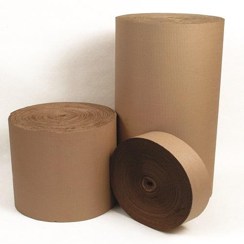 Single Faced Corrugated Rolls
